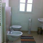 bagno riservato alla camera 2