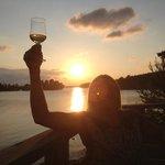 sol i sinnet och vin i minnet!