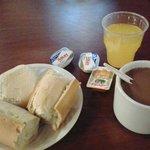 Cafe da manhã