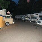 Camping Vliegenbos Foto