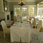 Dining Room Overlooking Lake Ontario