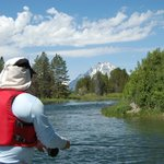 Great views on the Snake River