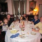 A private dinner at Le Chai de Marguerite