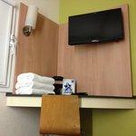 Functional desk & TV