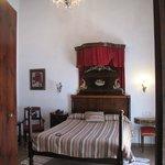 Very regal bedroom