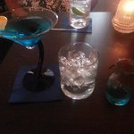 Captain Caleb Chase martini.. yum!