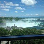 view out room 803-Horseshoe Falls
