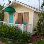 Our cabin - Coquina