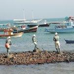 3 pescadores