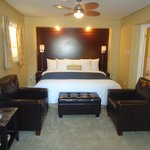 Waterview King Suite- New boutique room 2013
