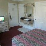 Chambre 502 une des mieux situées dans l'hôtel