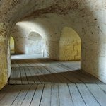 Forte Ardietti: First floor corridor