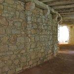 Forte Ardietti: Groud floor corridor