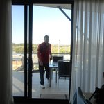 The bigger balcony room 310
