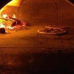 woodfired italian pizza