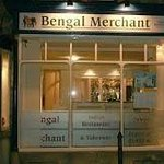 Frontal view of the Bengal Merchant