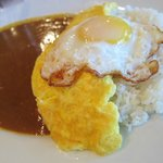 omelet curry rice