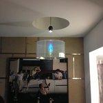 Голограмма лампы