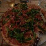Pizza på Vitos