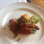 Chorizo sausage, Goan style!