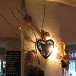 Le Verger des Chateaux: breakfast room