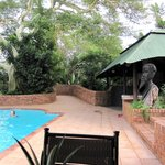 Pool + Pavillon