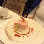 Unique dessert!