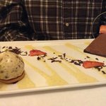 Artistic dessert!