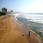 Strand von Umhlanga