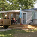 location de mobil home au camping de l'uby