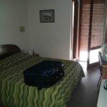 Camera primo piano (lato cucina)