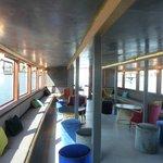 Unser Divan auf dem Bosporus