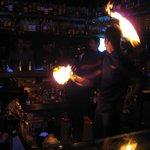 Just a regular night at the Wink Bar