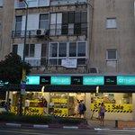 Alrededores del Hotel-Minimarket (24horas abierto)