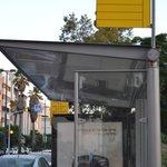 Alrededores del Hotel-Parada de Bus