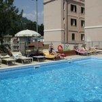 Piscina hotel San Giuseppe