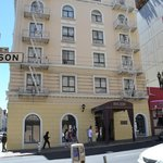 Hotel Bijou.San Francisco.Mason Street