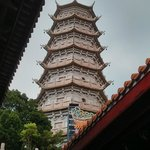 Thousand Buddha Pagoda.
