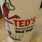 love the onion rings. nothing like Ted's!