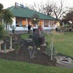 Reception & Front gardens