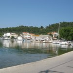 thassos old harbour