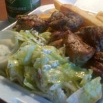 amazing pork souvlaki