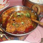 Madras Mutton Curry