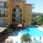Photo de Begonville Apart Hotel