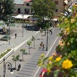 Vista della Piazza A. Veniero