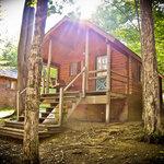 Foto de Old Forge Camping Resort