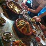 Cooking Class at Dar el yasmine