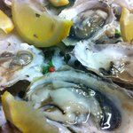 Monday Oyster Night ~ $1 Raw Oysters 4-10 PM