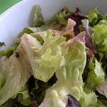foto dell'insalata