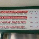 They're garbage Grindr menu